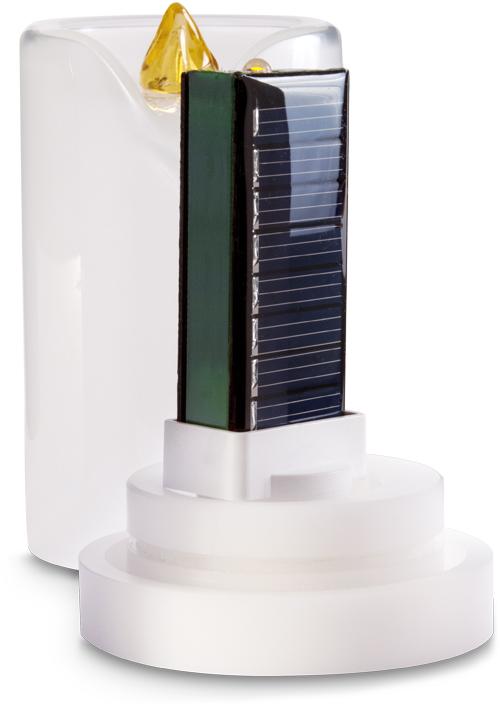 Candela led ad energia solare Eternaled